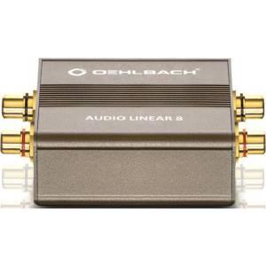 Oehlbach AV Converter Audio Linear 8 [ - ]
