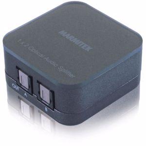 Marmitek optical audio splitter SPLITTS12