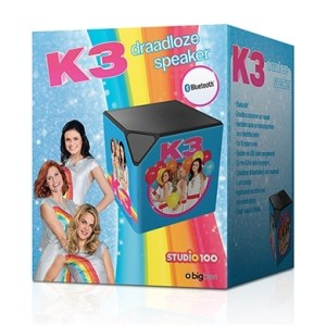 Draadloze Bluetooth Speaker K3 - Accessoires (3499550350968)