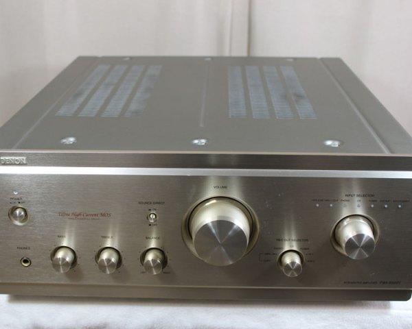 長野県諏訪市にてDENON デノン プリメインアンプ PMA-2000Ⅳの買取