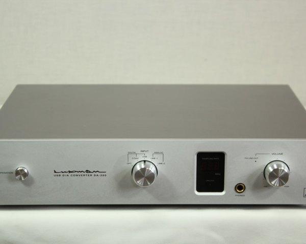 LUXMAN DA-200 D/Aコンバーター 千葉県