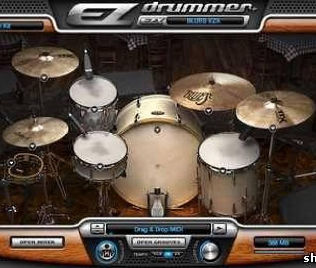 Toontrack Ezdrummer Ezx The Blues Hybrid Dvdr Airiso
