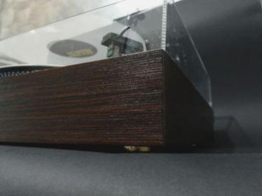 gramofon Dual 604 1019 plinta Audio Autonomy