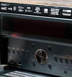 denon 13 2 channel flagship avr x8500h receiver review an audiophile s take [ 1280 x 720 Pixel ]