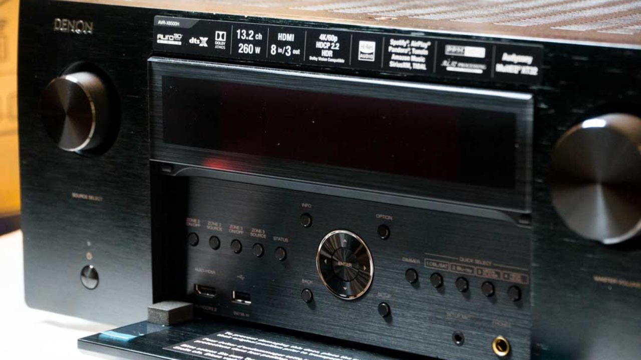 hight resolution of denon 13 2 channel flagship avr x8500h receiver review an audiophile s take