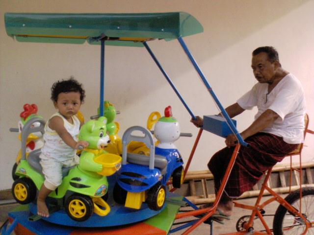 Odong-odong (Gambar copas dari IklanMax.com)