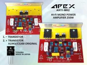 Kit Home Amplifier, Active Speaker Modul | Audiobbm Let's Do It