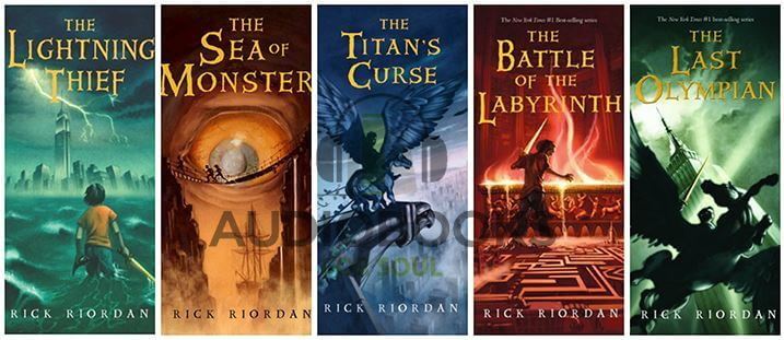 Listen download The Lightning Thief Audiobook Free Percy Jackson 1