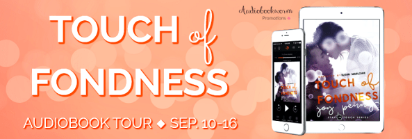 🎧 Blog Tour: Touch of Fondness by Joy Penny