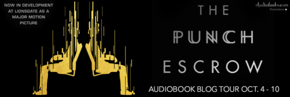 🎧 Blog Tour: The Punch Escrow by Tal M. Klein
