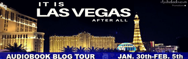 🎧 Audio Blog Tour: It Is Las Vegas After All by Howard Weiner