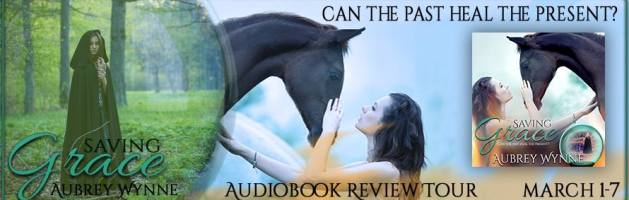 🎧 Review Tour: Saving Grace by Aubrey Wynne