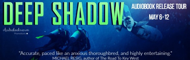 🎧 Blog Tour: Deep Shadow by Nick Sullivan
