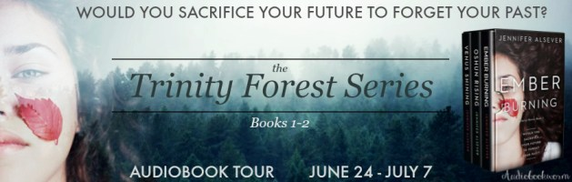 🎧 Audio Series Tour: The Trinity Forest Series by Jennifer Alsever