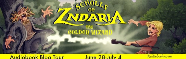 🎧 Audio Blog Tour: The Golden Wizard by J.S. Jaeger