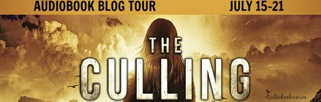 🎧 Audio Blog Blog Tour: The Culling by Ramona Finn