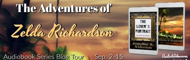 🎧 Audio Series Tour: The Adventures of Zelda Richardson by Jennifer S. Alderson