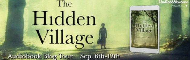🎧 Audio Blog Tour: The Hidden Village by Imogen Matthews