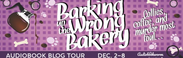 🎧 Audio Blog Tour: Barking up the Wrong Bakery by Stella St. Claire