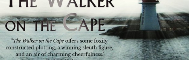 🎧 Audio Blog Tour: The Walker On the Cape by Mike Martin