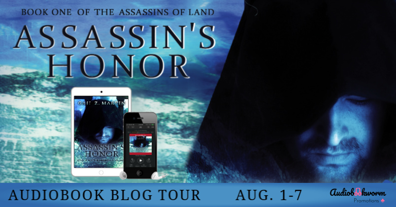 Audiobook Blog Tour: Assassin's Honor by Gail Z. Martin
