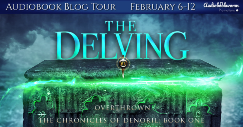 Audiobook Blog Tour: The Delving by Aaron Bunce