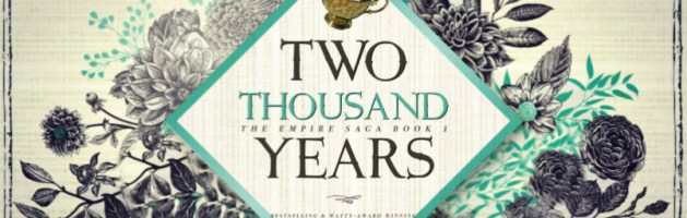 🎧 Audio Blog Tour: Two Thousand Years by M. Dalto