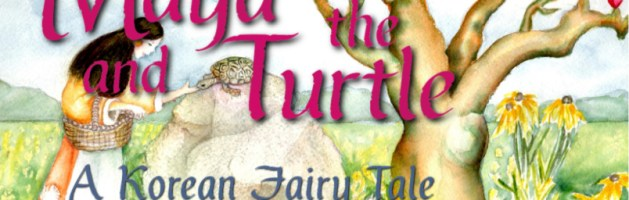 ⭐️ Audio Blog Tour: Maya and the Turtle by John C. Stickler & Soma Han