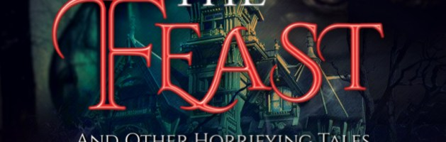 ⭐️ Audio Blog Tour: The Feast by David Vorhees