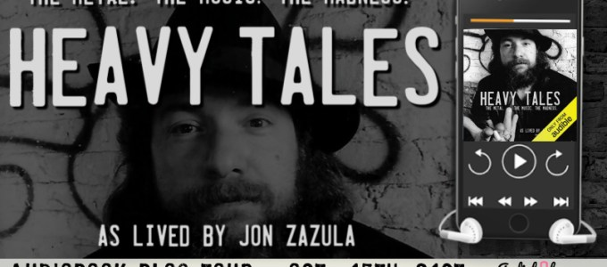 ⭐️ Audio Blog Tour: Heavy Tales by Jon Zazula