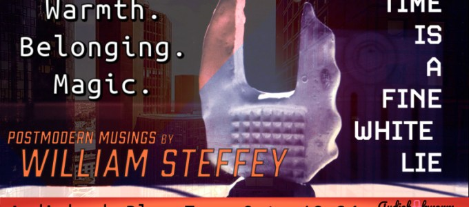 ⭐️ Audio Blog Tour: Time is a Fine White Lie by William Steffey