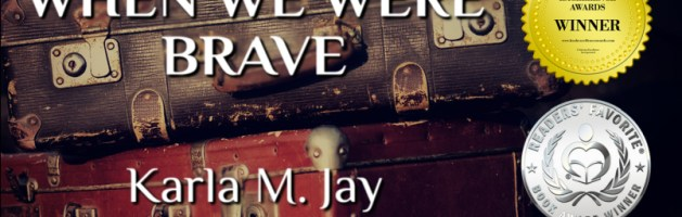 ⭐️ Audio Blog Tour: When We Were Brave by Karla M. Jay