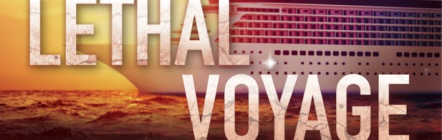 🎧 Audio Blog Tour: Lethal Voyage by Kevin G. Chapman