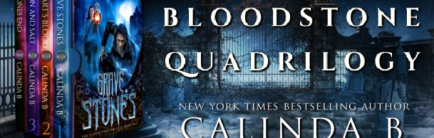 🎧  Audio Series Tour: The Bloodstone Quadrilogy by Calinda B