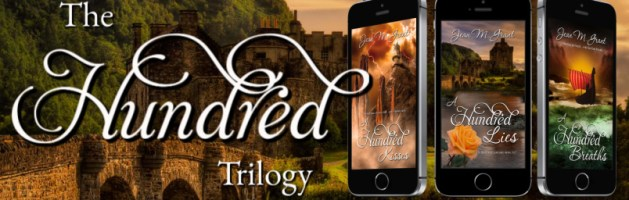 🎧  Audio Series Tour: The Hundred Trilogy by Jean M. Grant