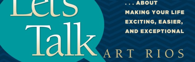 🎧 Audio Tour: Let's Talk by Art Rios