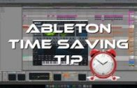 [Ableton Live 9] Save Time With a Default Template