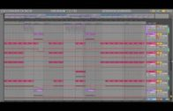 Ableton Live Project Template – Colorful House (Future House, Progressive House, Bass House)