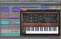 """FR """"Como"""" – Techno Track """"Analog"""" with Ableton + Arturia Mini V3"""