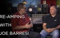 Re-Amping with Joe Barresi – Into The Lair #144