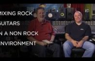 Recording Rock Guitars In a Non Rock Environment – Into The Lair #142