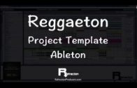 Reggaeton project template for Ableton