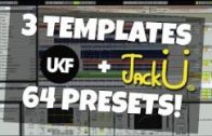 SICK Dubstep & Bass House Ableton Templates + 64 xFer Serum Presets! | Angry Parrot + FREE DEMO