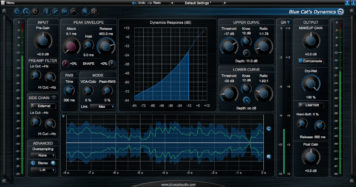 Compressor - Blue Cat Audio Blue Cat's Dynamics