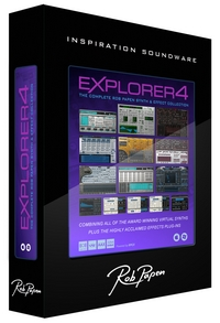 Complete Collection - Rob Papen eXplorer4 CROSSGRADE Single