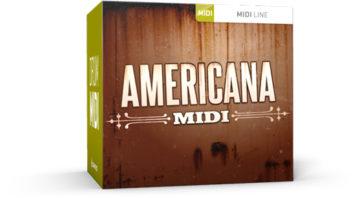 Expansion Packs - Toontrack Americana MIDI