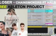 CLOSER – The Chainsmokers ft Halsey [FREE ABLETON PROJECT] : ZEVENX Remake