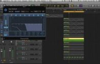 David Guetta – Just One Last Time ft. Taped Rai (Drop Remake) Logic pro X