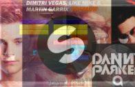 Dimitri Vegas & Like Mike VS Martin Garrix – TREMOR – Logic Pro REMAKE DROP DANNY Q PARKER HD