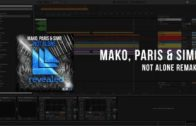 Mako, Paris & Simo – Not Alone (Ableton Remake)